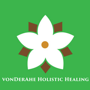 vonDerAhe Holistic Healing Logo